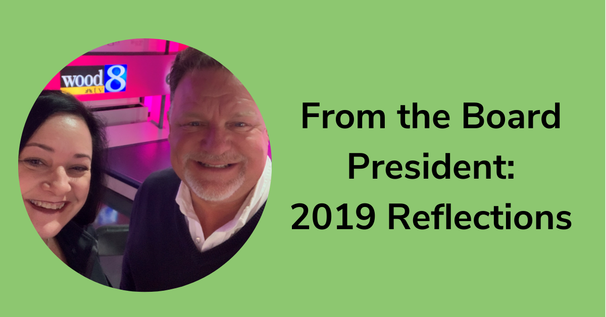 From the Board President